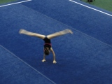 ORLANDO, FL - Mandy earned 10th on Beam, 11th on Floor and 18th Overall at 10-Under Division of AAU National Gymnastics Championships. June 2013