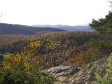 RIPTON, VT - A day hike on the Long Trail.
