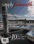 simply falmouth - cover