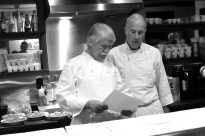 LIFE LESSONS FROM A LINE COOK